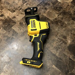 DeWalt ATOMIC 20-Volt MAX Brushless Compact Reciprocating Saw (Tool-Only) for Sale in Portland, OR