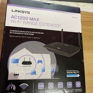 Linksys AC-1200 Dual Band Extender for Sale in San Diego, CA