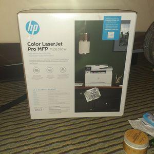 HP Color Laserjet Printer M283fdw for Sale in Portland, OR