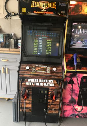 Extreme Hunting 2 Tournament Edition Arcade for Sale in Camas, WA