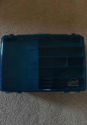 Blue Plano Tackle/Storage Box for Sale in Crofton, MD