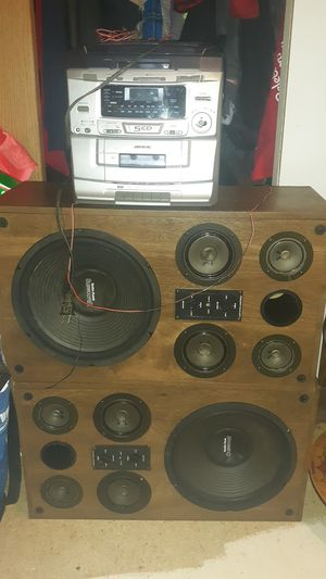 SuBwooFER for Sale in Conklin, NY