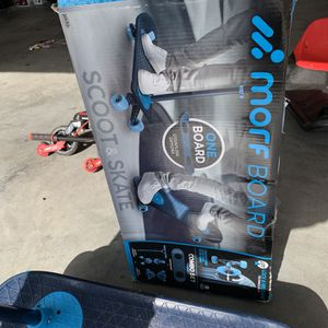 Moff Board Scoot And Skate for Sale in Atlanta, GA