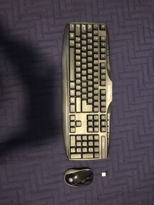 Wireless keyboard and mouse for Sale in Tacoma, WA