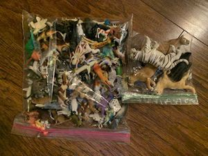 Assorted Animal Figurines for Sale in Clovis, CA