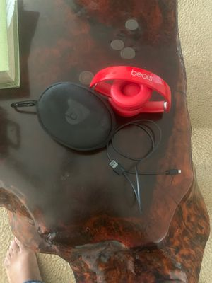 Beats by Dr Dre solo wireless 3 for Sale in Houston, TX