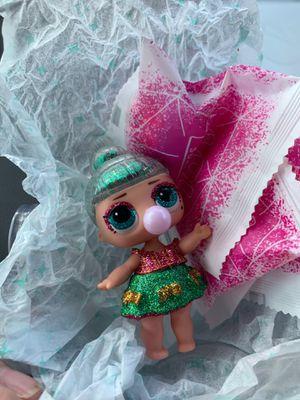 Winter Series Lol doll *Brand New *ultra rare for Sale in Castro Valley, CA