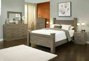 4pcs bed set D JN7 for Sale in Ontario, CA
