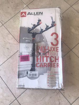 Bike hitch carrier for Sale in Phoenix, AZ