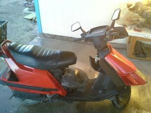 Vintage Honda elite1985 scooter with title for Sale in Richland, MO