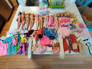 Vintage Barbie Doll Collection for Sale in Blackstone, MA
