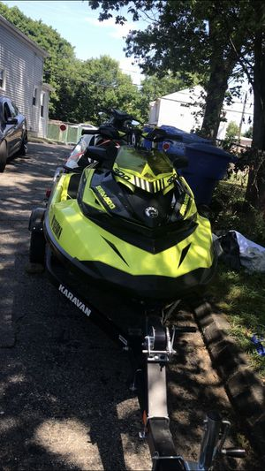 Seadoo Rxpx 300 2018 for Sale in Waterbury, CT