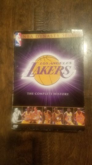 LOS ANGELES LAKERS for Sale in Ontario, CA