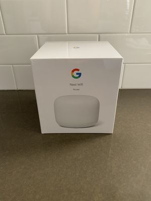 Google Nest WiFi Router for Sale in Los Angeles, CA