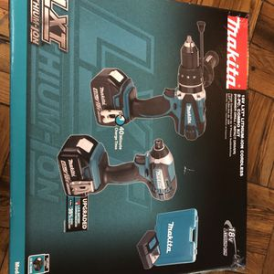 Drill Set Makita Combo for Sale in Woodmere, NY