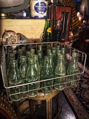 Antique Vintage 1930s 1940s 1950s Coca Cola Coke Glass Bottle for Sale in Fort Lauderdale, US
