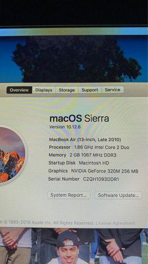 MacBook Air for Sale in Hemet, CA
