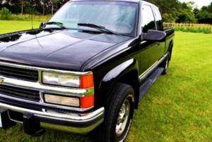 OBly$600 Truck96 Chevrolet Silverado for Sale in Murphy, NC