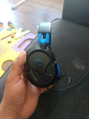 PS4 Turtle beach ear force recon head set for Sale in Whitehouse, TX