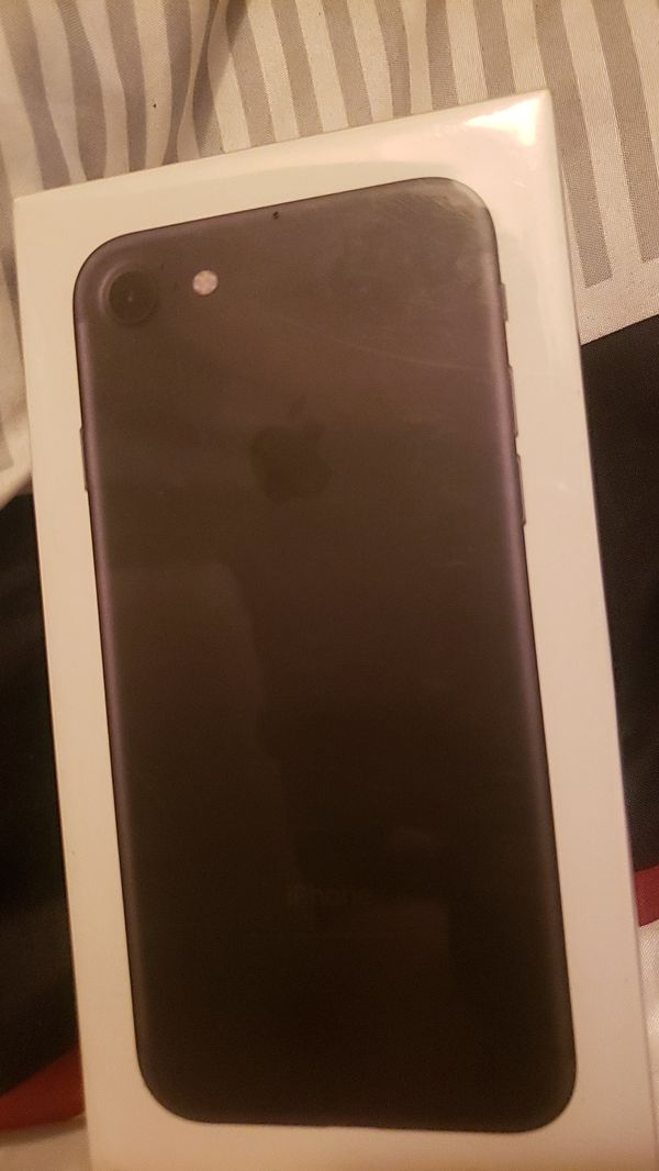 iPhone 7 32gb brand new