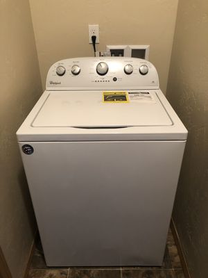Washer & dryer for sale (less than a year old)! for Sale in Missoula, MT
