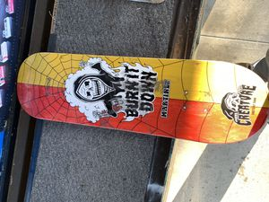 Skateboard creature Milton Martinez 8.6 for Sale in Hawthorne, CA