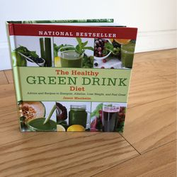 The Healthy Green Drink Diet Book for Sale in Boston,  MA