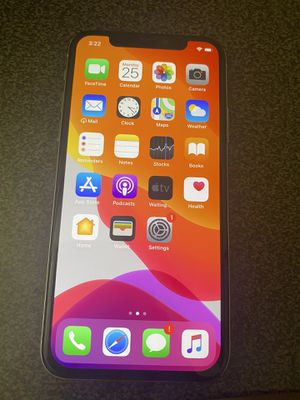 Iphone X unlocked. Any carrier for Sale in Fresno, CA