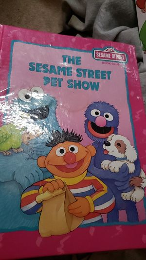 The Sesame Street Pet Show for Sale in Greensboro, NC