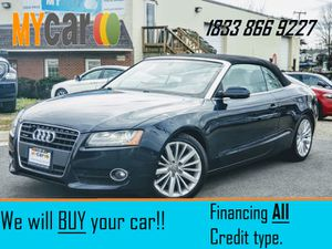 2012 Audi A5 for Sale in Fredericksburg, VA