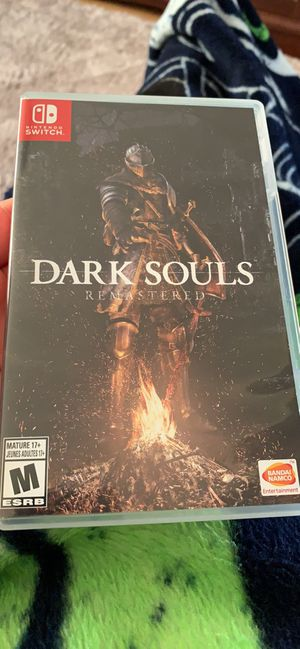 Dark souls Nintendo switch for Sale in Lake Stevens, WA