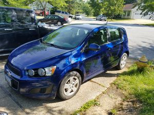2014 Chevy sonic, stick shift for Sale in Saint Charles, MD