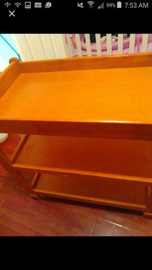 baby change table for Sale in Philadelphia, PA