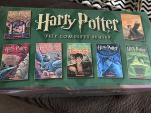 Harry Potter the complete series for Sale in Seattle, WA