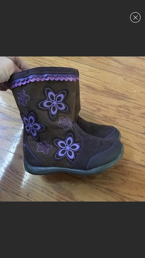 NWOT girls leather boots for Sale in Cordova, TN