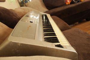 Yamaha portable grand DGX music keyboard. for Sale in San Diego, CA