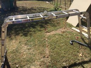 15 foot Multi ladder for Sale in White Plains, MD