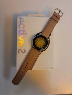 Samsung Galaxy Watch Active 2 for Sale in Weston,  WV
