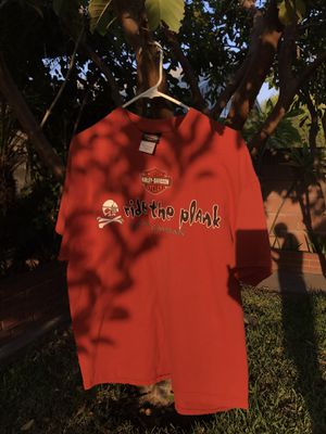 Harley Davidson T-shirt for Sale in Baldwin Park, CA