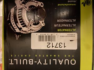 Alternator Quality-Built 13712 Reman fits 97-01 Infiniti Q45 4.1L-V8 for Sale in Las Vegas, NV
