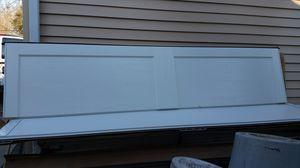 Clopay garage door panels (2) for Sale in Clementon, NJ