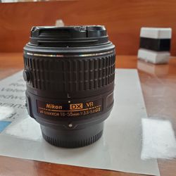 Nikon DX 18-55mm for Sale in San Jose,  CA