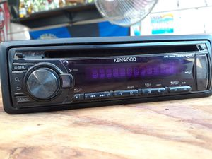 Kenwood Stereo with Aux & USB for Sale in Gilroy, CA