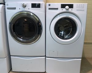 Kenmore set washer and dryer steam electric for Sale in Phoenix, AZ