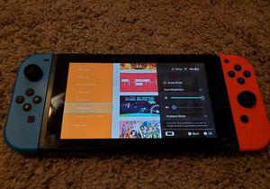 Nintendo Switch No Dock for Sale in Newark, NJ