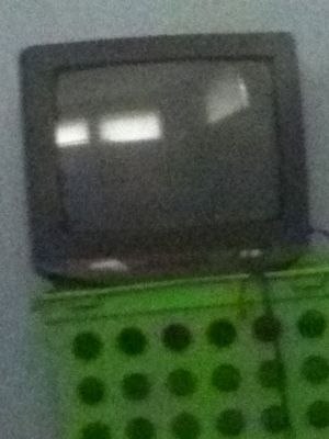 TV bath and body suitcase and gateway computer monitor for Sale in Marietta, OH