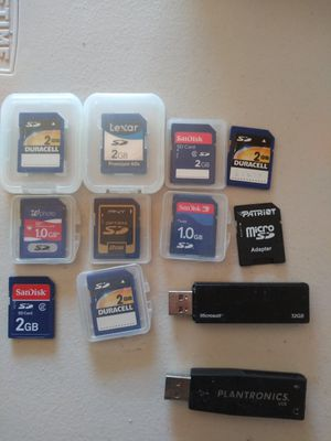 Memory cards for Sale in Las Vegas, NV