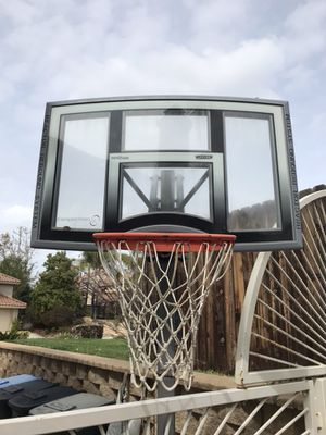 Basketball hoop for Sale in Temecula, CA