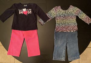Girls 18 Months Winter Clothes for Sale in Hutto, TX