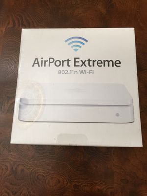 AirPort Extreme (brand new, Sealed inbox) for Sale in Gainesville, VA